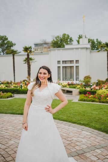 La novia.