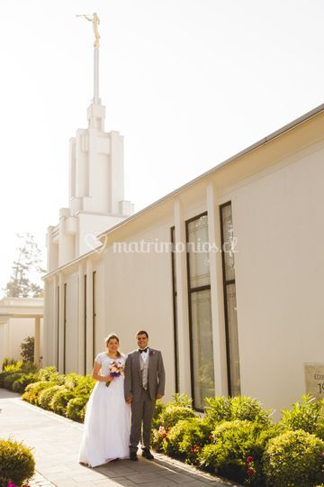 Recién casados -santiago