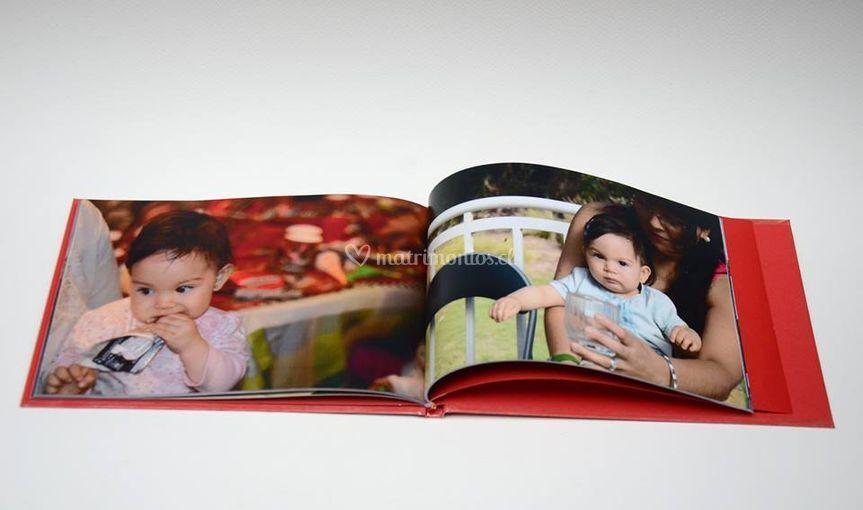 Book de fotos