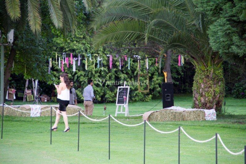 Evento Villa Golf