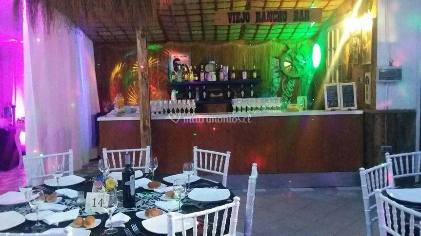 Espacio bar