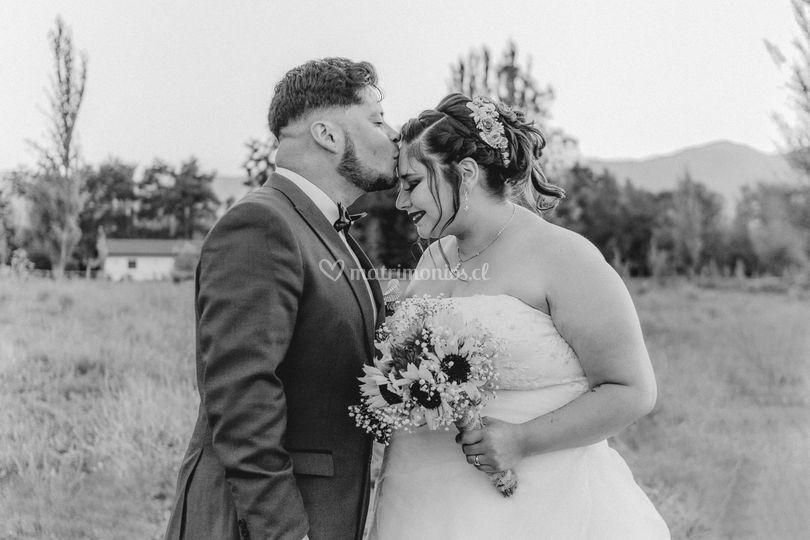 Matrimonio en isla de maipo