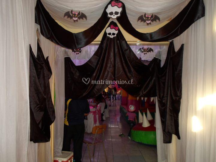 Cumpleaños Kid Monster High