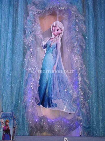 Cumpleaños Kid Frozen