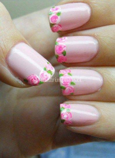 Francesa rosas
