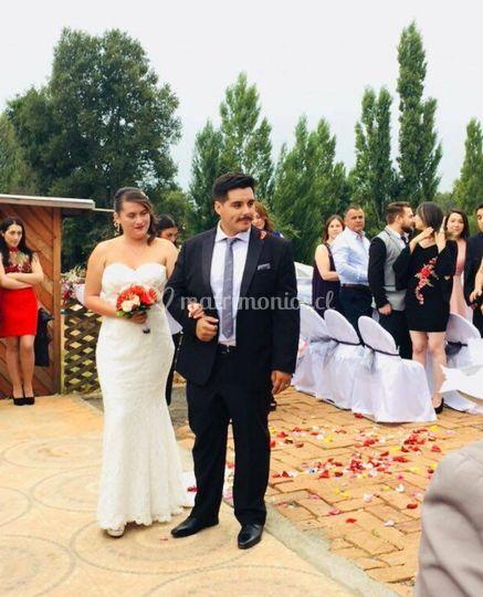 Matrimonio encantador