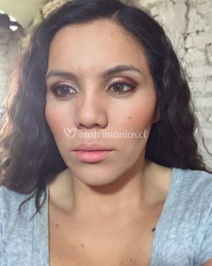 Maquillaje Coper