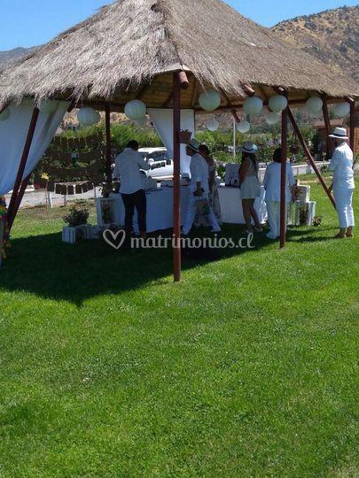 Casamiento dia
