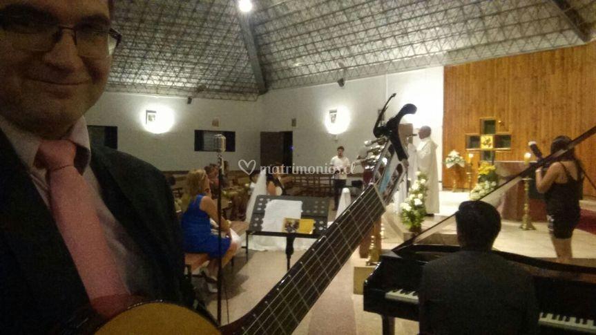 Boda en iglesia san clemente