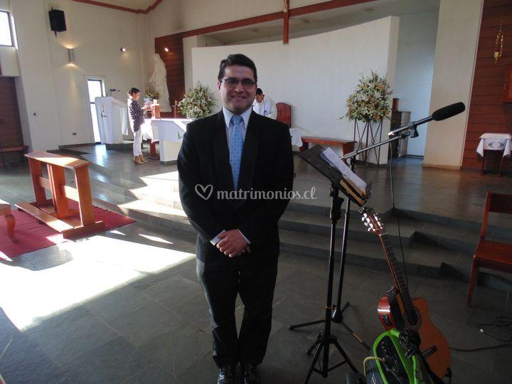 Boda en capilla jesús maestro