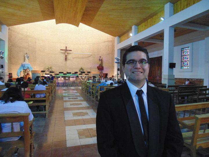 """""""Magnificat"""" San Agustín Talca"""