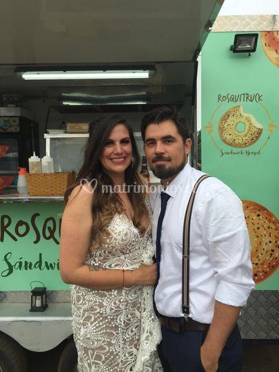Matri Sarah & Enrique