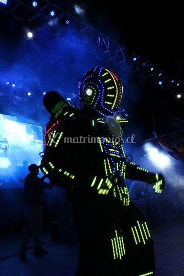 Super robot led