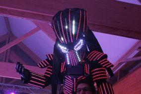 Robot Led Chile