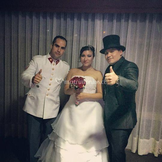 Matrimonio Militar