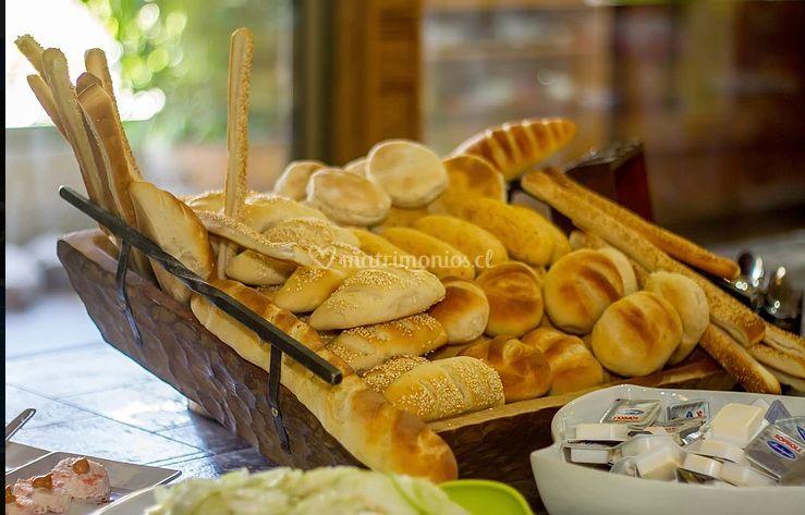 Distntos tipos de panes