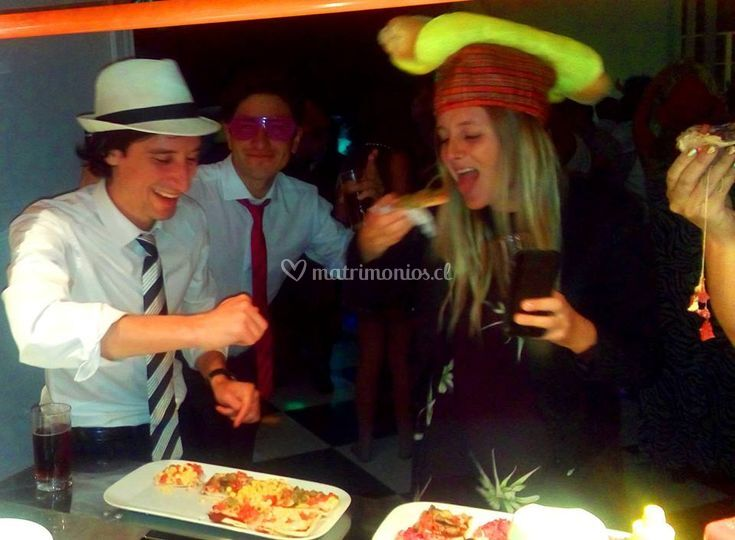 Matrimonio Cony y Juan