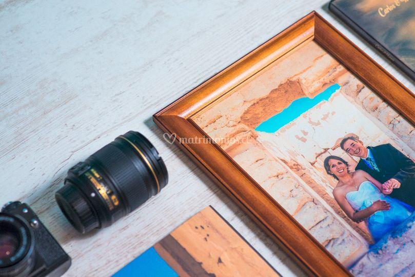 Pack Golden con Fotolibro/Book