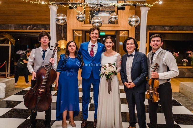 Matrimonio Corralco Resort
