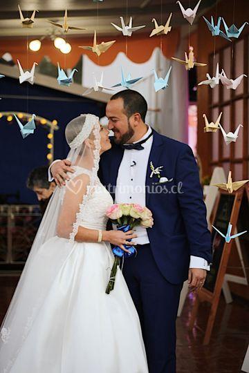 Matrimonio nicole e ignacio