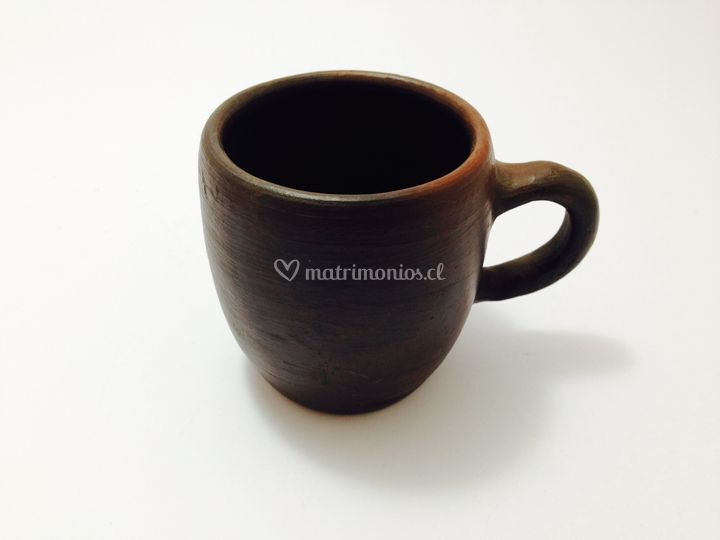 Taza hecha a mano
