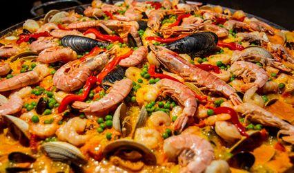 Paella En Vivo