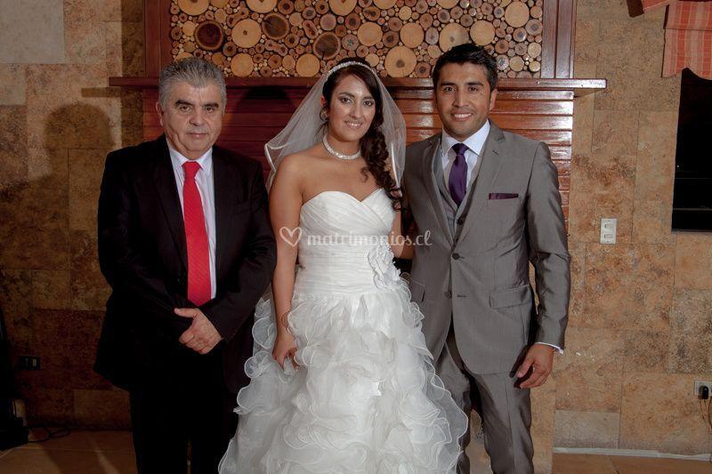 Christian y Fernanda