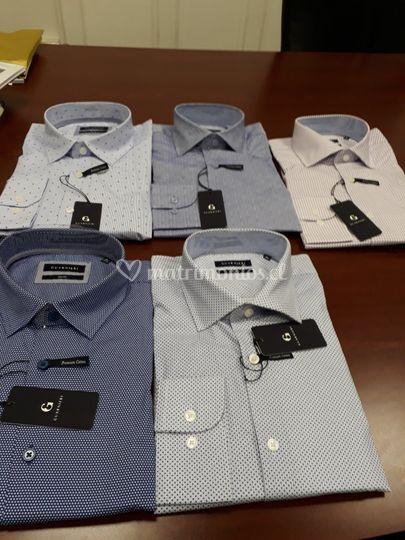 Coleccione de camisas