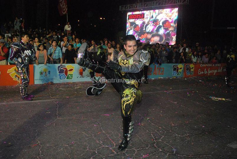 Carnaval Arica, 2015