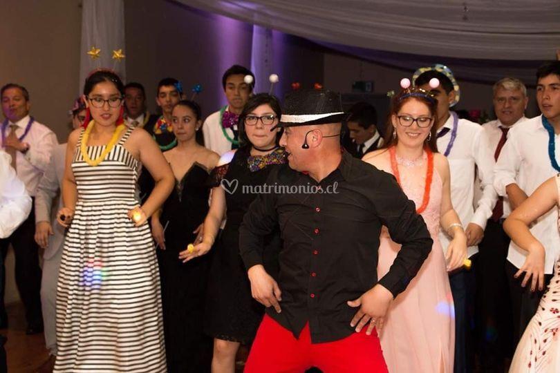 Pelao Pasmiño Baile Entretenido