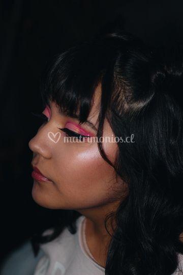 Maquillaje noche fiesta