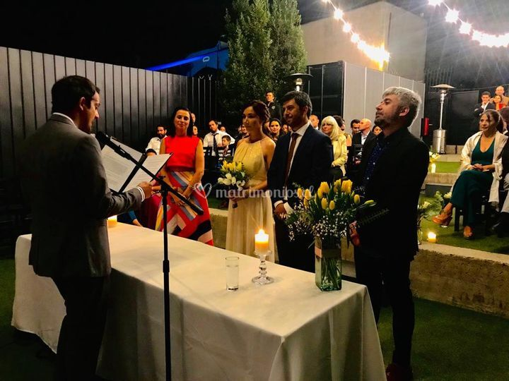 Ekinoxio - ceremonia civil