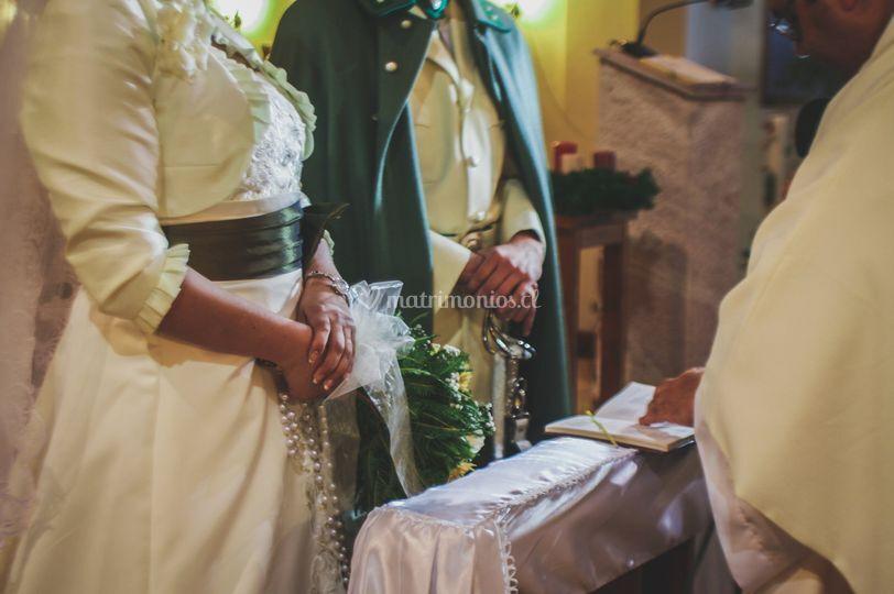 Matrimonio Carabineros