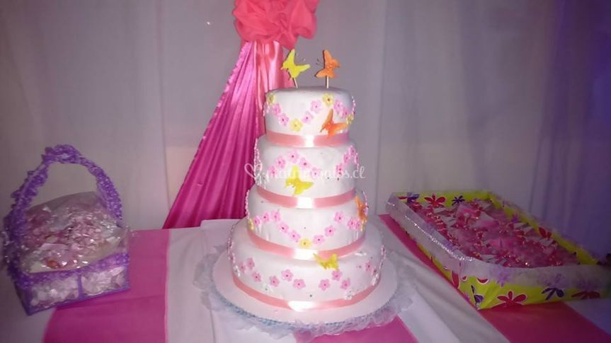Diversas tortas