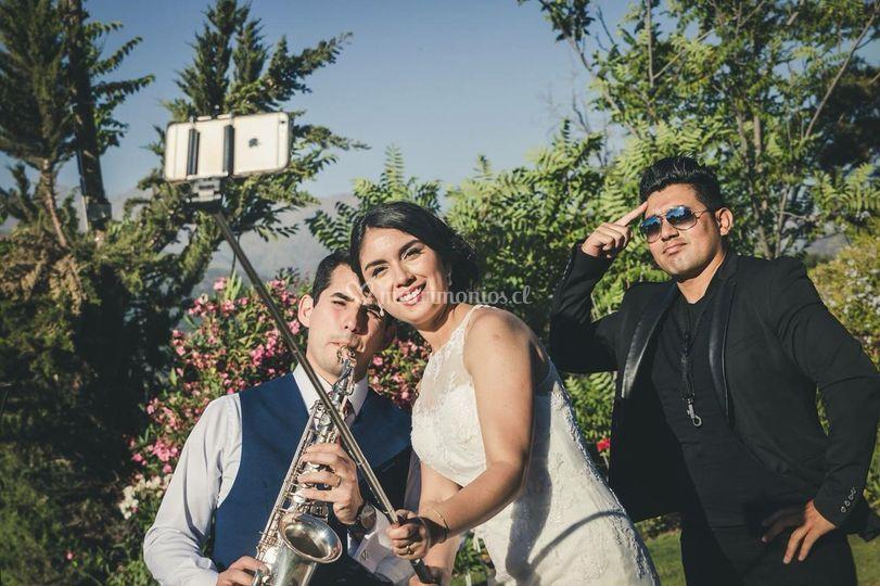 David Chávez Saxofonistas