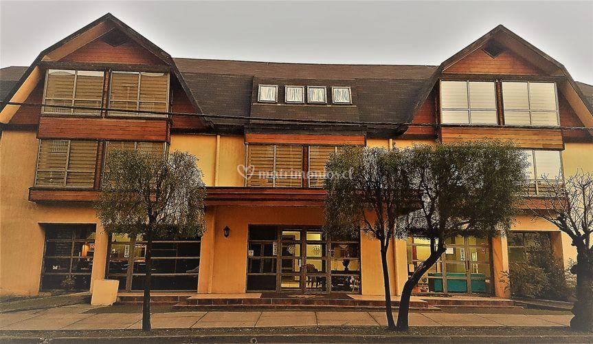 Hotel Club Alemán de La Unión