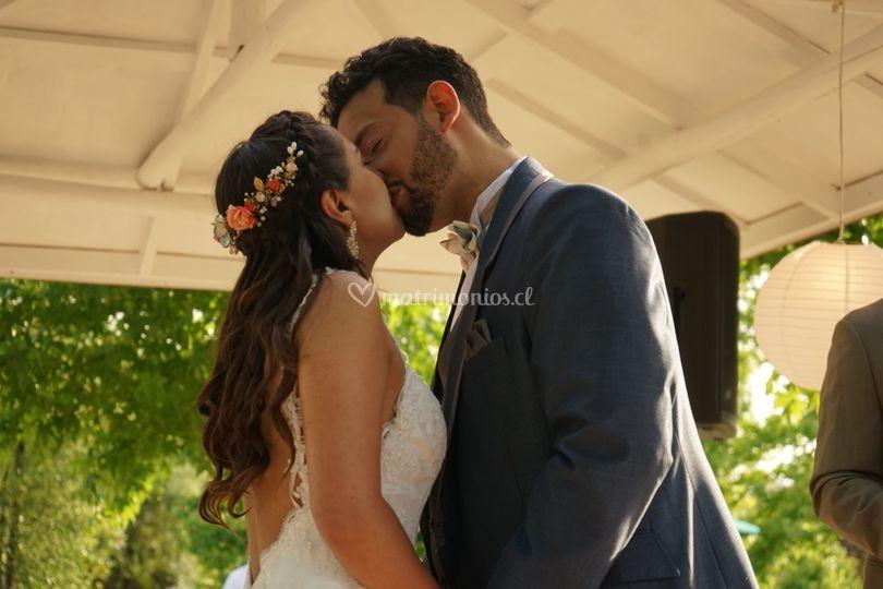 Matrimonio de amor y juventud