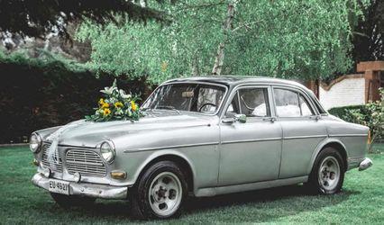 Max Ibañez Auto Boda 1