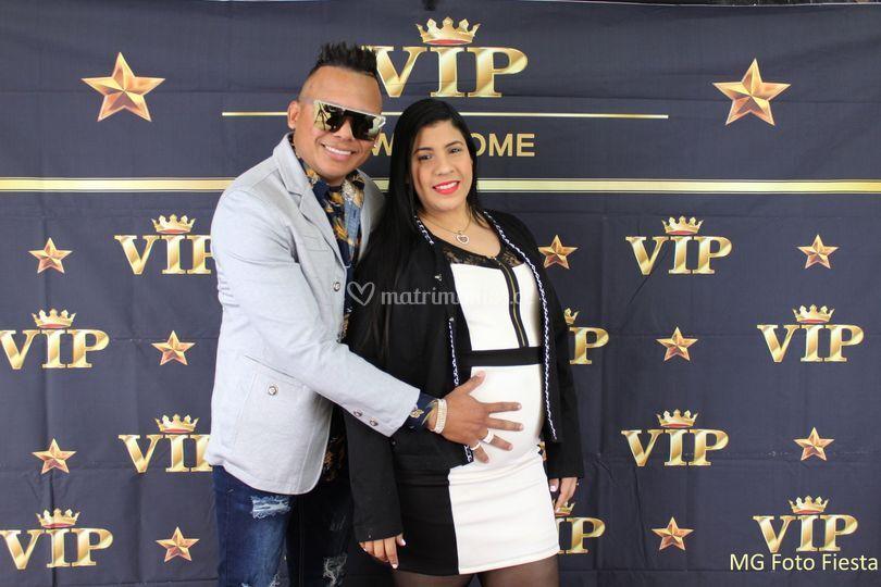 Alfombra roja VIP