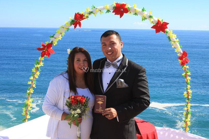 Matrimonio algarrobo