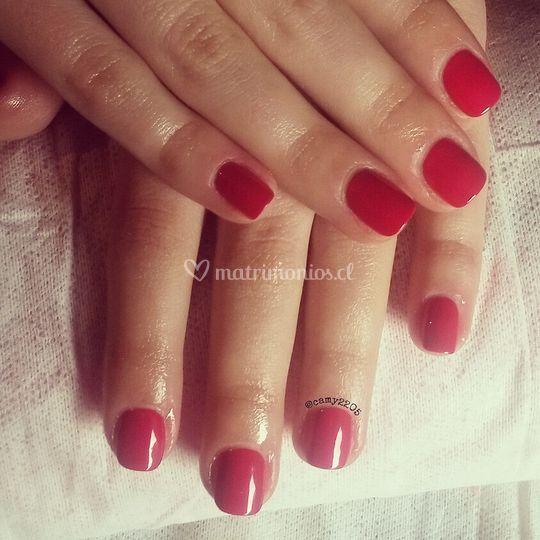 Manicure tradicional