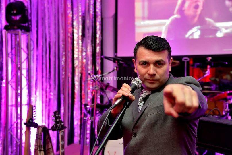 Dia de karaoke