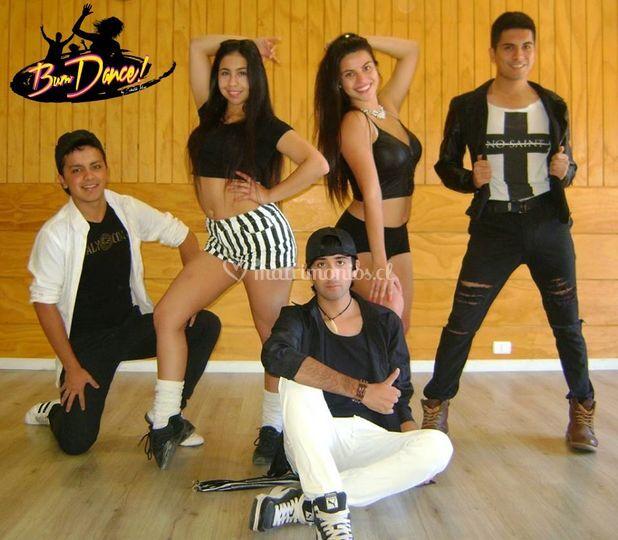 Bum Dance Concepción