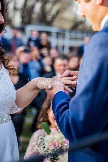 Matrimonio Nicole y Pablo
