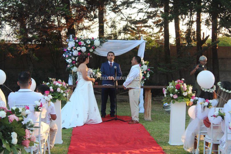 Matrimonio Oscar&Paola