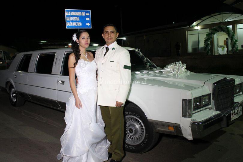 Matrimonio de Hans y Ana