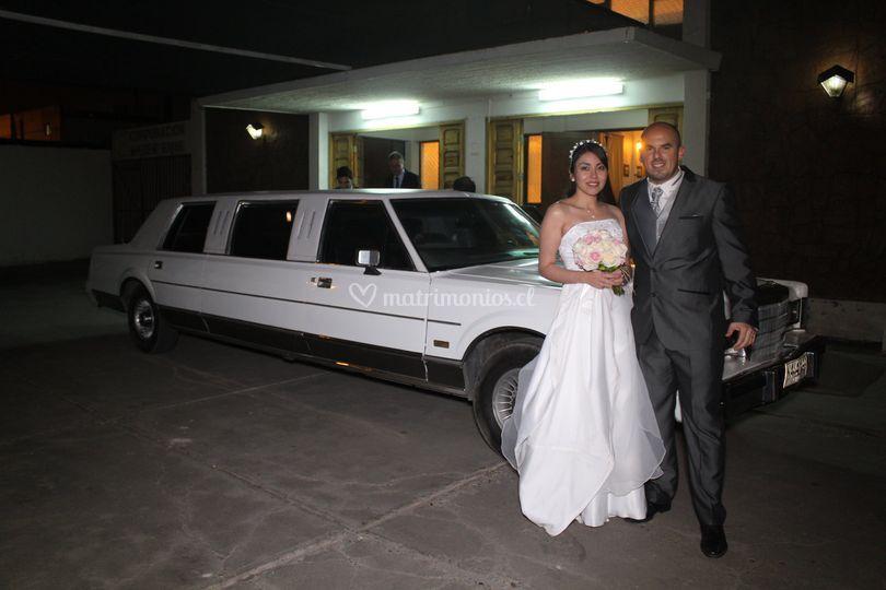 Matrimonio Carlos &  Fanny de Calderón Producciones