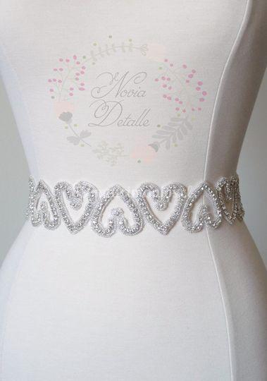 Cintos para vestido