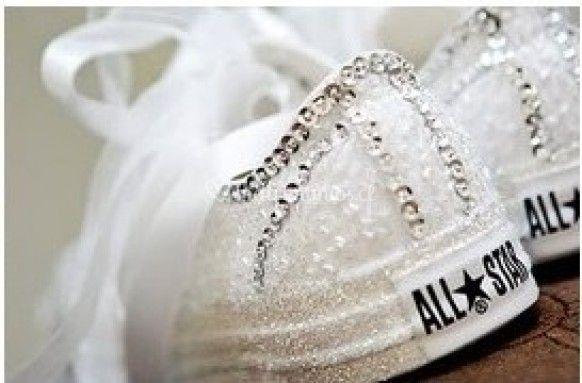 Decoración de los zapatos