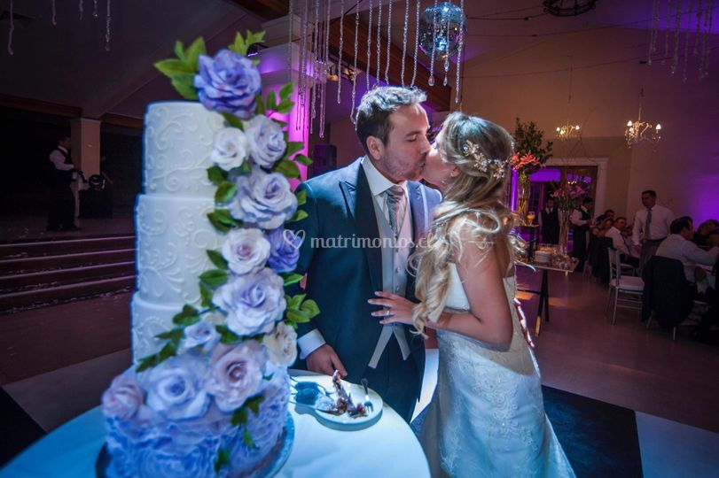 Foto enviada por la novia